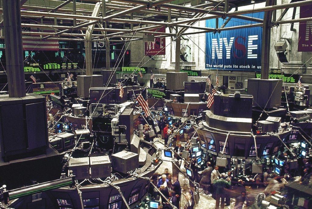 מסחר במניות.