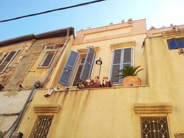 חיפוש דירה בתל אביב